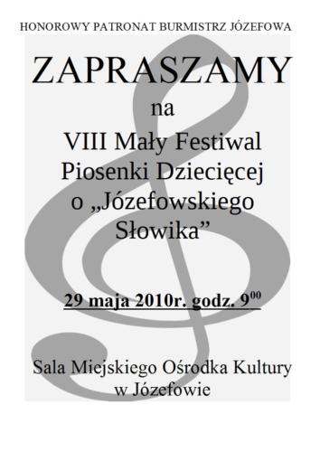 Słowik-Plakat-2010