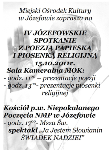 konkurs-papieski